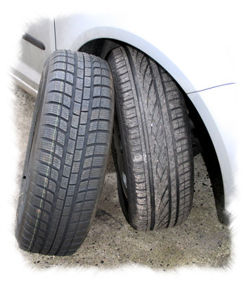 Salg af dæk | Værkstedet Holeby | Dæk service